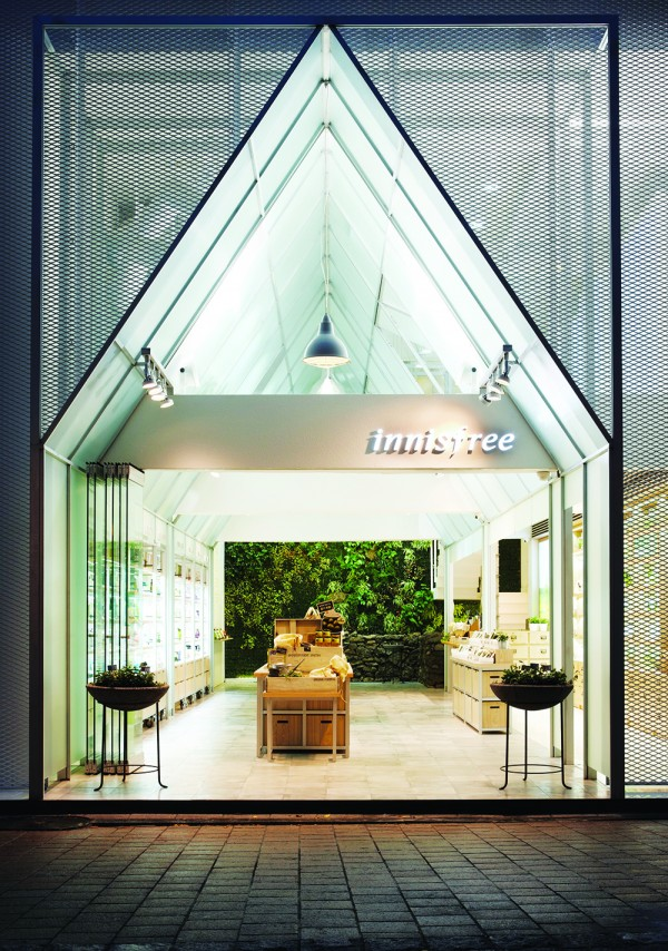 Innisfree Flagship Store Gt Interior Designwhos