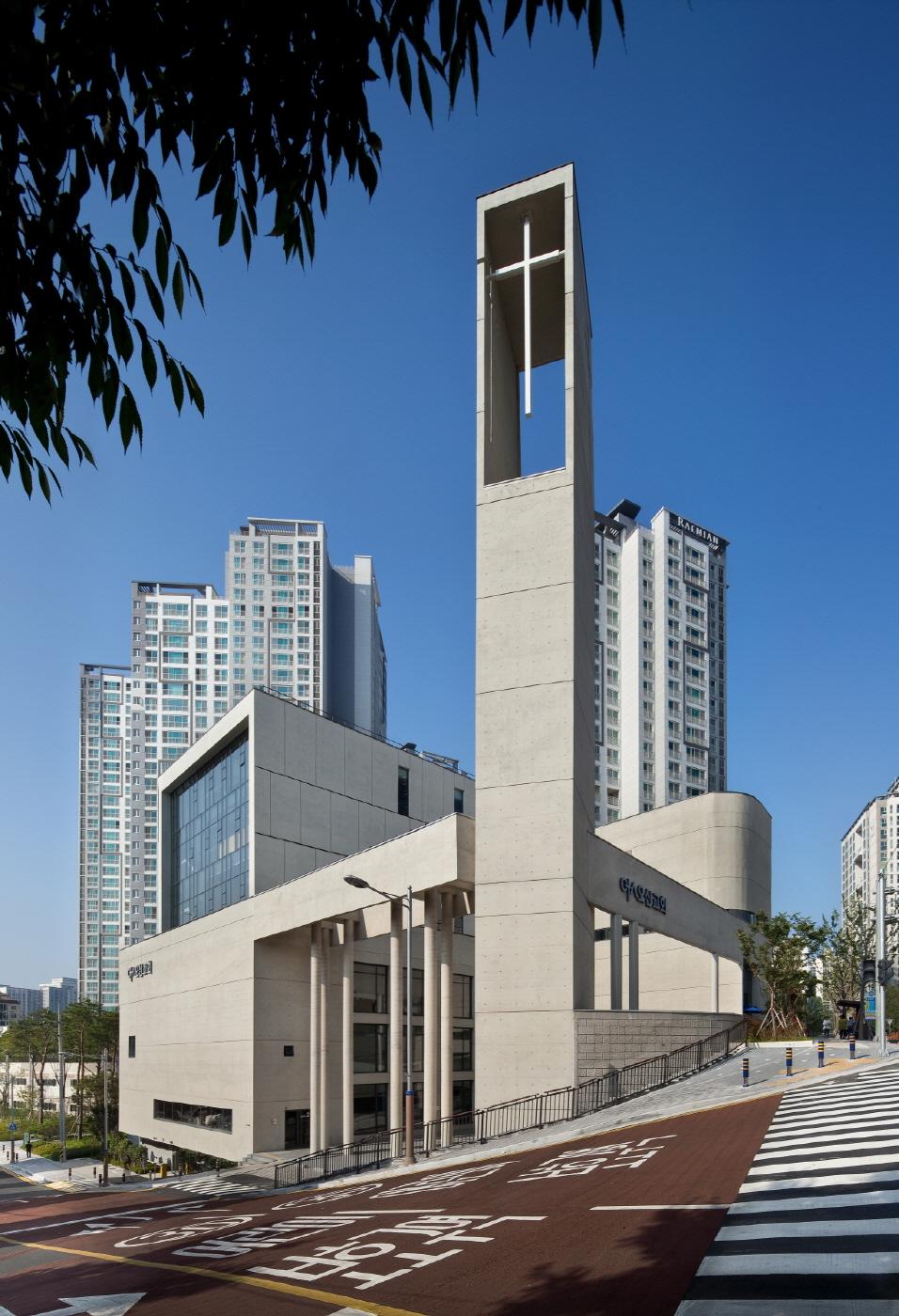 해운대 오산교회