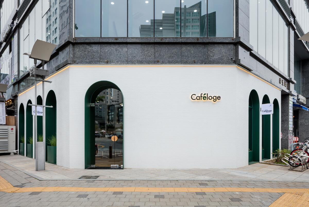CAFE LOGE _ 카페 로쥬